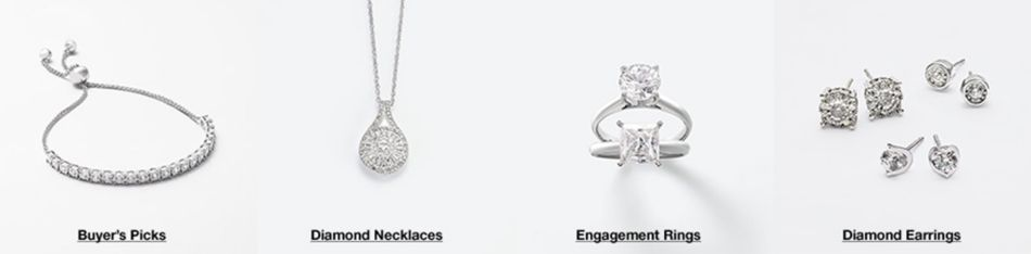 9ed716018 Buyer's Picks, Diamond Necklaces, Engagement Rings, Diamond Earrings