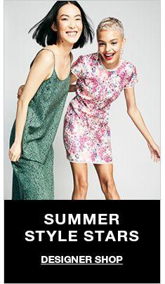 Summer Styles Stars, Designer Shop