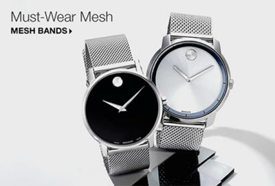 Must-Wear Mesh, Mesh Bands
