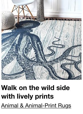 Walk on the wild side with lively prints