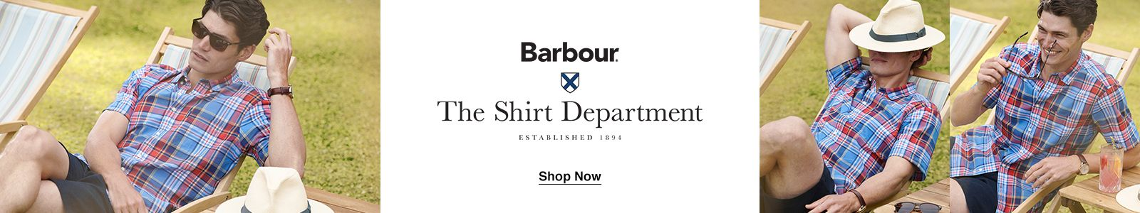 Barbour, The Shirt Department