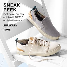 Sneak Peek, Sneakers Tomb