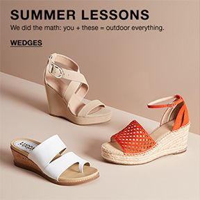 Summer Lessons, Wedges