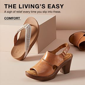 The Living's Easy, Comfort