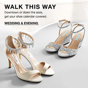 Walk This Way, Wedding and Evening