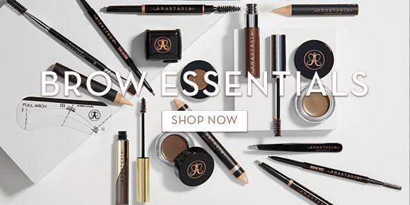 Brow Essentials, Shop Now