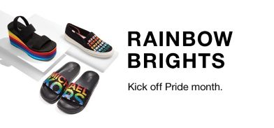 7753d2d644 Rainbow Brights, Kick off Pride month