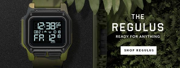 The Regulus, Ready For Anything, Shop Regulus