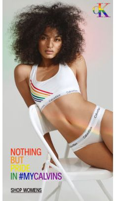 Nothing but Pride in #Mycalvins, Shop Now