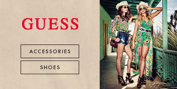 Guess, Accessories, Shoes