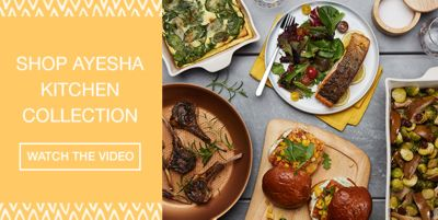Shop Ayesha Kitchen Collection, Watch The Video