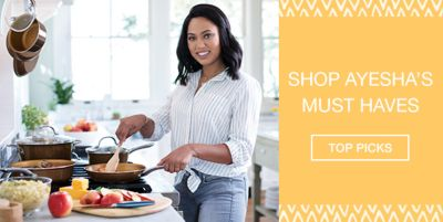 Shop Ayesha's Must Haves, Top Picks