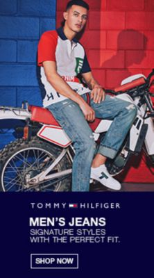 Tommy Hilfiger, Men's Jeans, Signature Styles with The Perfect Fit, Shop Now
