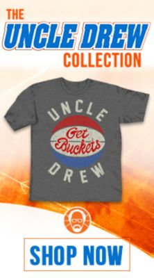 The Uncle Drew Collection, Shop Now