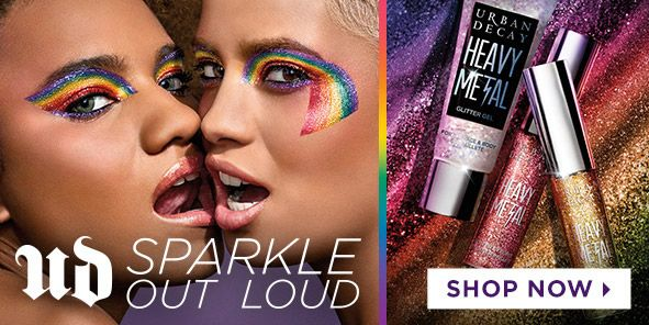 Sparkle Out Loud, Shop Now