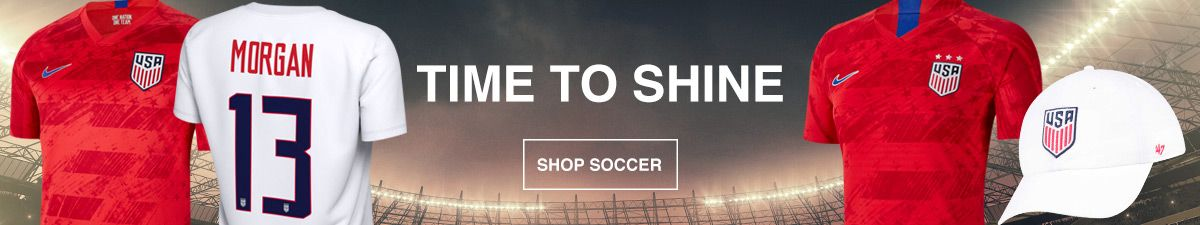 Time to Shine, Shop Soccer