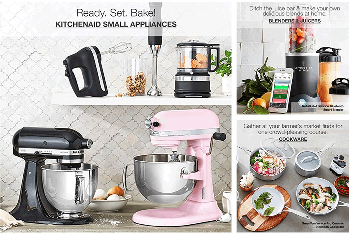 Kitchen Appliances, Cookware & More - Macy\'s