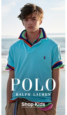 Polo Ralph Lauren, Shop Kids