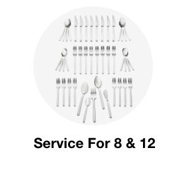 Service For 8 and 12