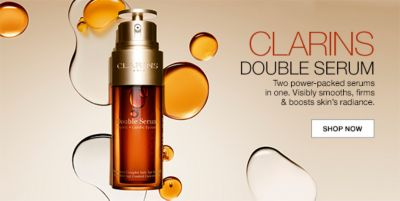 Clarins Double Serum, Shop Now