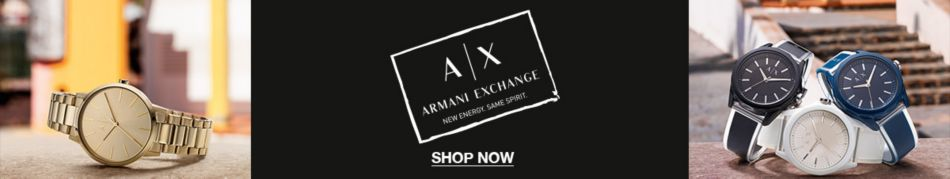81113aab7f1e Ax, Armani Exchange, New Energy, Same Spirit, Shop Now