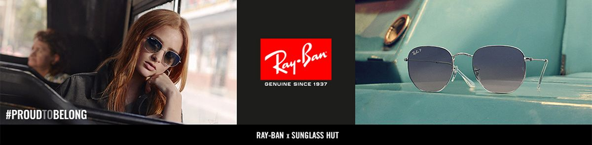Proudtobelong, Ray Ban, Genuine Since 1937, Ray-Ban x Sunglass Hut