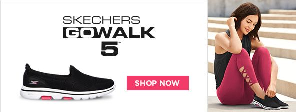 Skechers, GoWalk 5, Shop Now