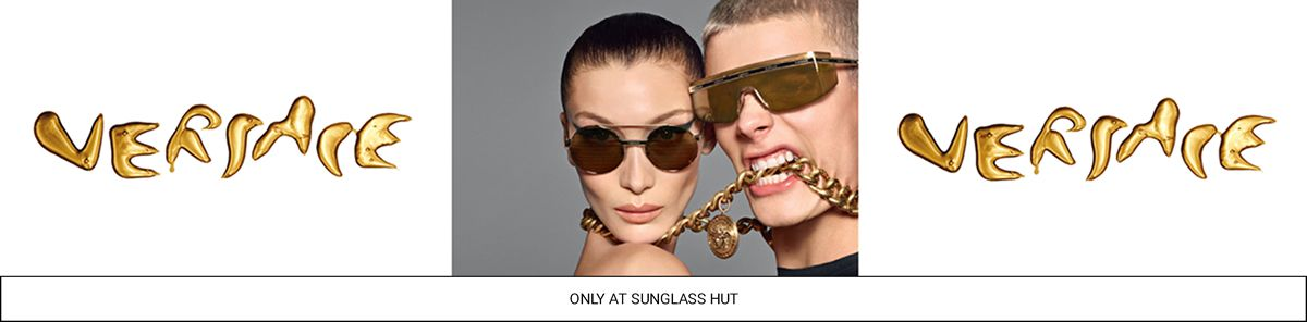 Versace, Only at Sunglass Hut