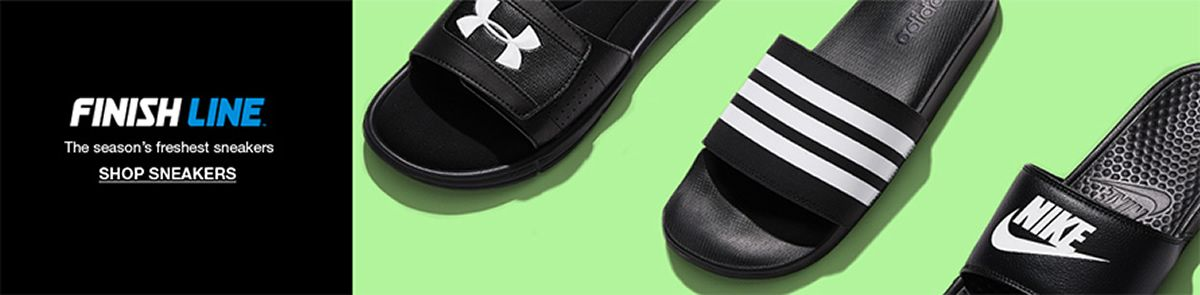 Finish Line, The Season's freshest sneakers, Shop Sneakers