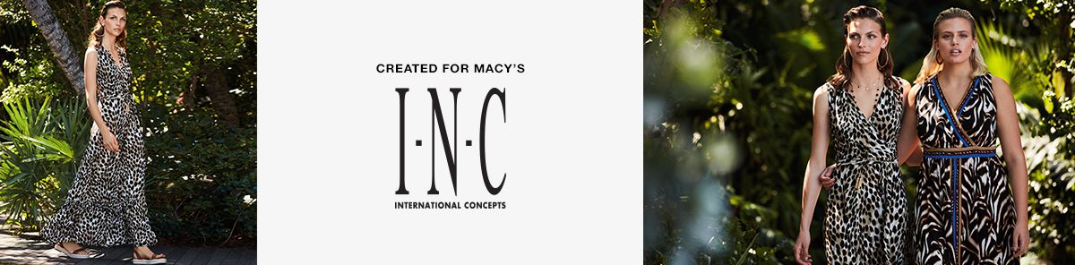 Created For Macy's i,n,c International Concepts