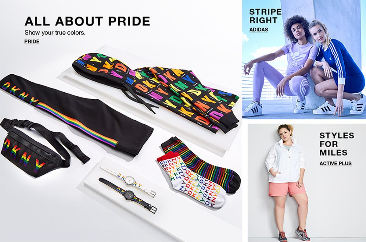 All About Pride, Pride, Stripe Right, Adidas, Styles For Miles, Active Plus