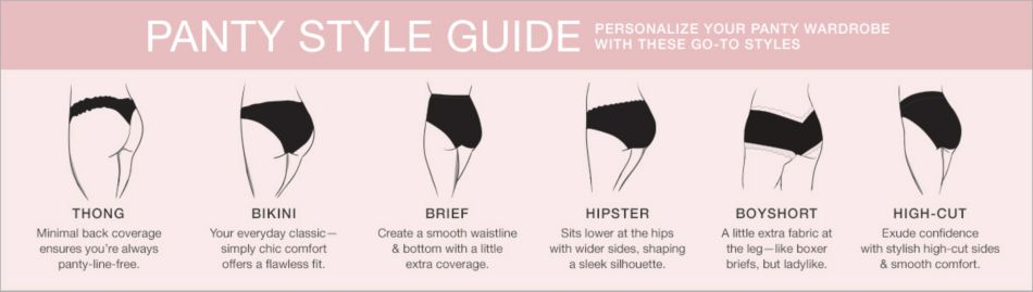5215069ae7e8 Panty Style Guide, Personalize Your Panty Wardrobe with These go-to Styles,  Bikini