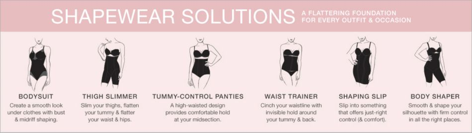 16e85c96d9 Shapewear Solutions
