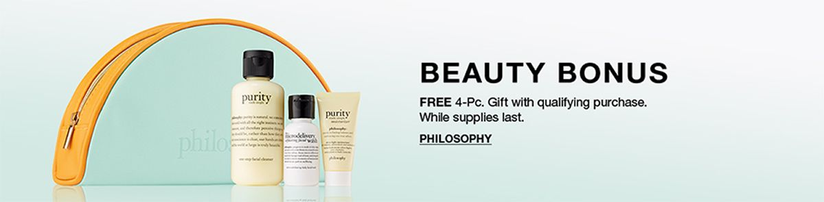 Beauty Bonus, Philosophy