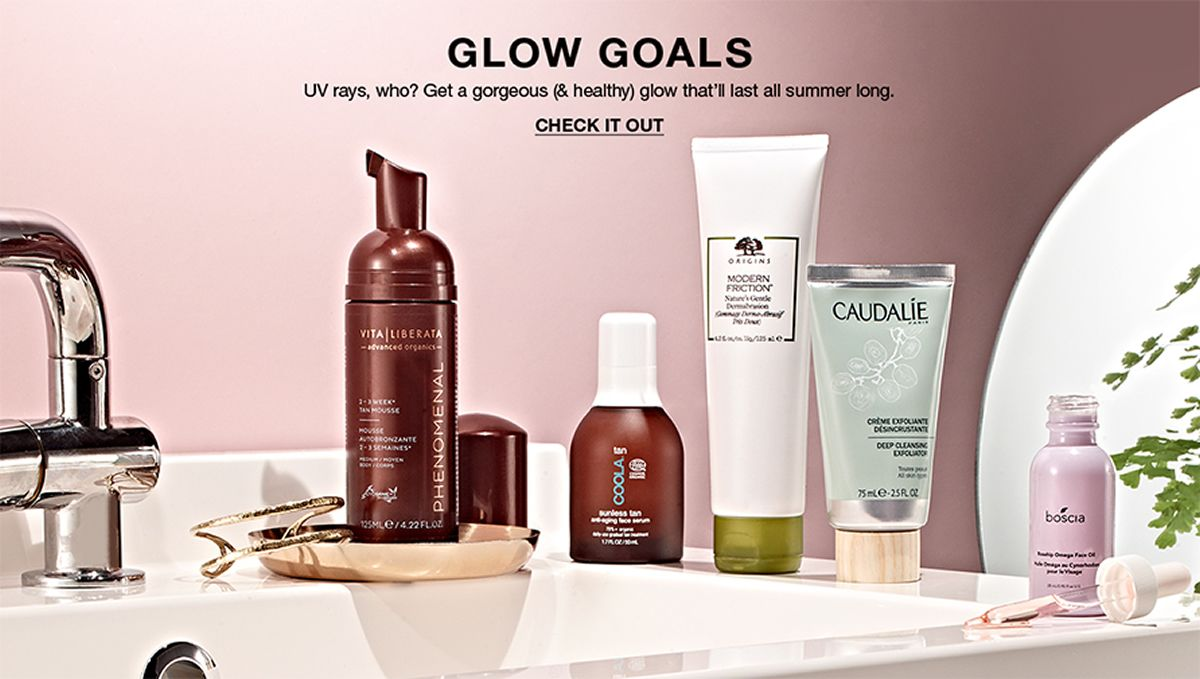 Glow Goals, Check it Out