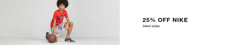 757e89e3ef Nike Kids Clothes - Kids Nike Clothing - Macy's