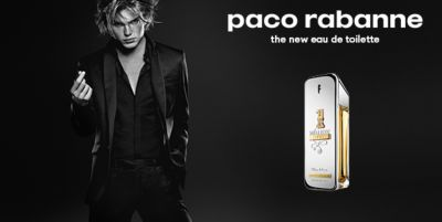 Paco rabanne, The new eau de toilette
