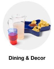 Dining and Decor