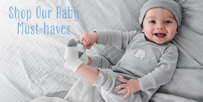 Shop Our Baby Must-haves