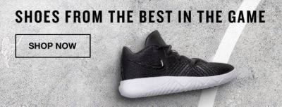 Shoes From the Best in the Game, Shop Now
