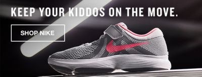 Keep Your Kiddos on the Move, Shop Nike