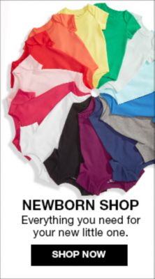 Newborn Shop, Everything you need for your new little one, Shop Now