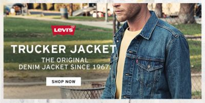 Levi's, Trucker Jacket, The Original Denim Jacket Since 1967, Shop Now