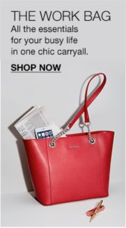 fa52e09e91 The Work Bag, All the essentials for your busy life in one chic carryall,