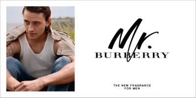 Mr Burberry, The New Fragrance For Men