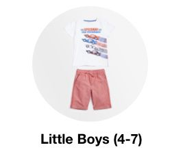 Little Boys (4-7)