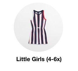 Little Girls (4-6x)