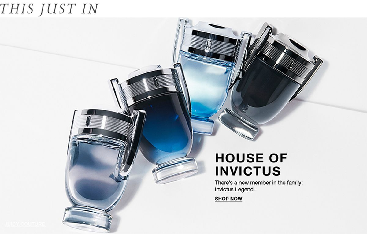 This Just in, House of Invictus, There's a new member in the family: Invictus Legend, Shop Now
