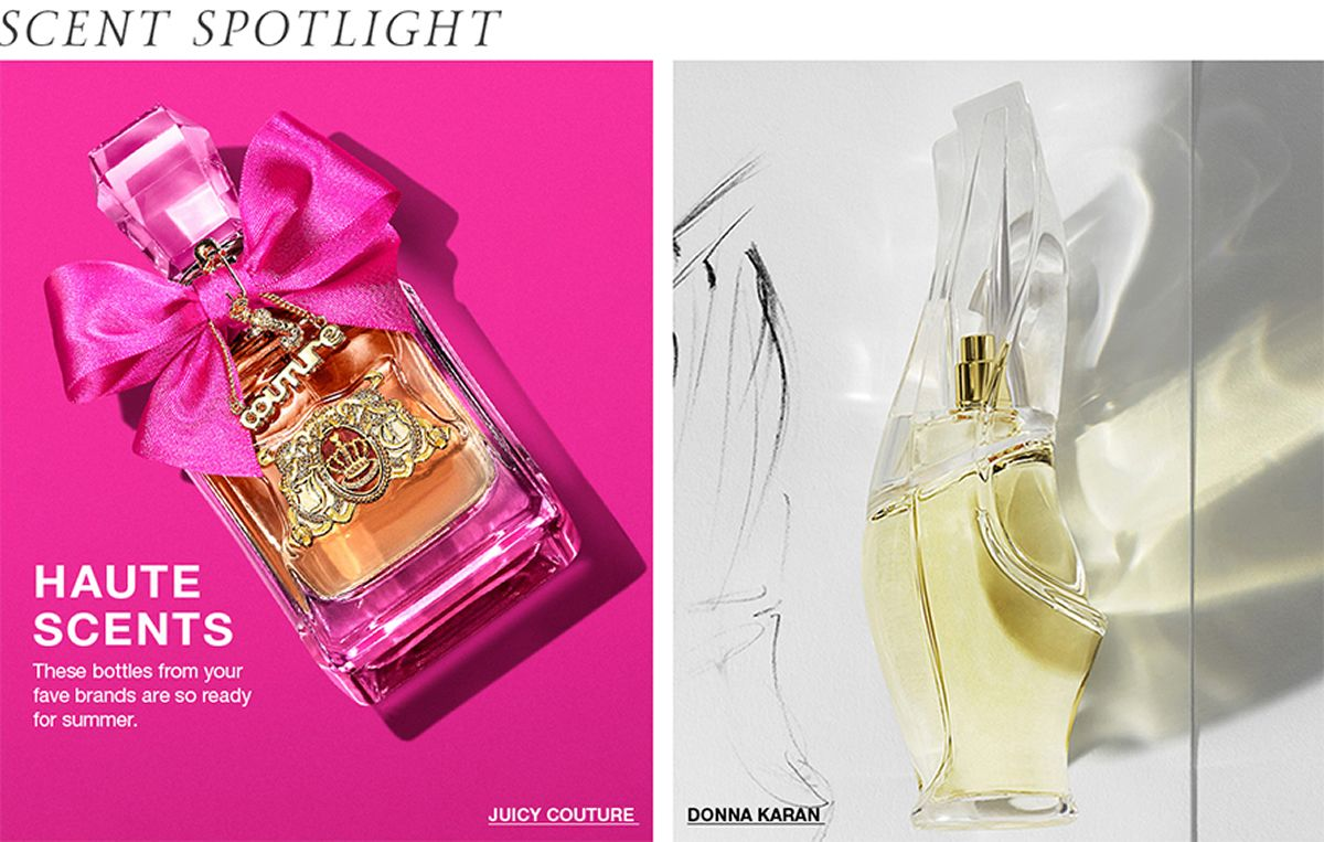 Scent Spotlight, Haute Scents, These bottles from your fave brands are so ready for summer, Juicy Couture, Donna Karan