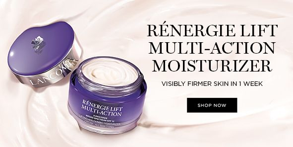 Renergie Lift Multi-Action Moisturizer, Visibly Firmer Skin in 1 Week, Shop Now